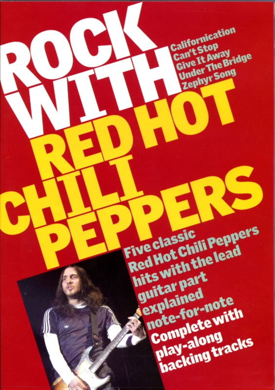 Red Hot Chili Peppers: Rock With Red Hot Chili Peppers Dvd (P)
