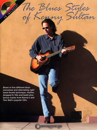 Sultan, Kenny: The Blues Styles of Kenny Sultan