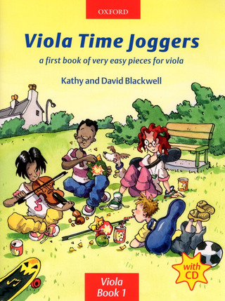 David Blackwell et al.: Viola Time Joggers 1