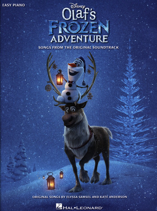 Kate Anderson m fl.: Olaf's Frozen Adventure