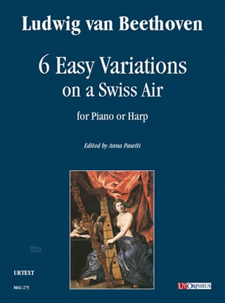 Ludwig van Beethoven: 6 Easy Variations on a Swiss Air