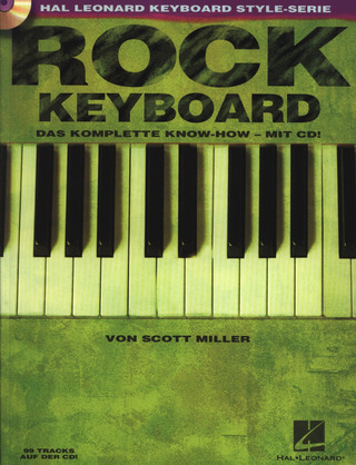 Miller Scott: Rock Keyboard