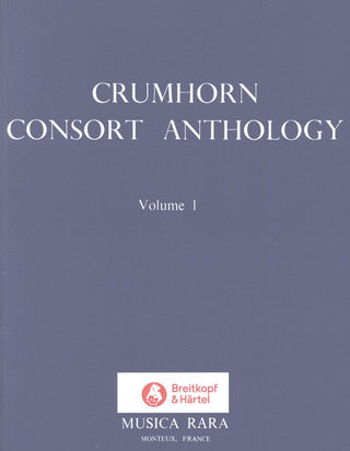 Crumhorn Consort Anthology Vol.1