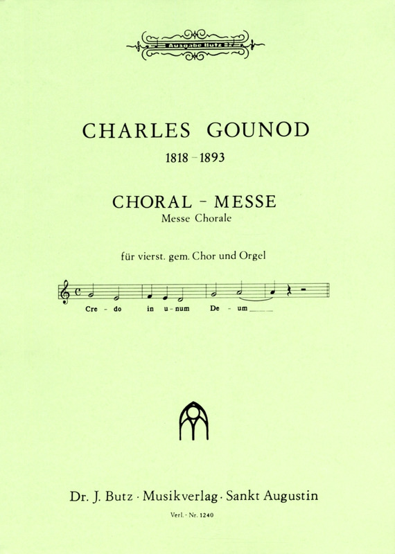 Charles Gounod: Messe chorale