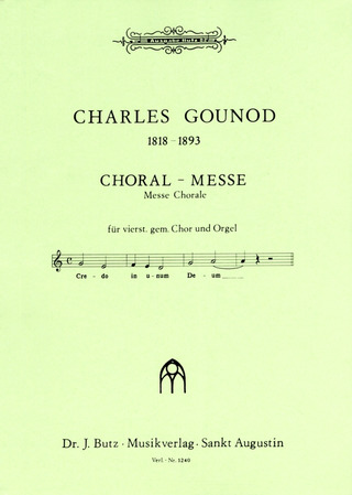 Charles Gounod: Choral Messe