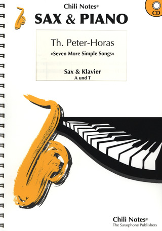 Thomas Peter-Horas: Seven More Simple Songs