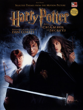 John Williams: Harry Potter And The Chamber Of Secrets Easy Piano