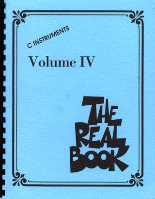 The Real Book 4 – C