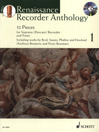 Renaissance Recorder Anthology 1