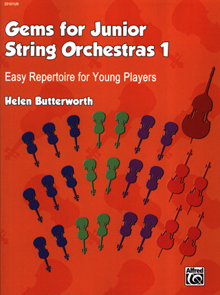 Gems for Junior String Orchestras 1