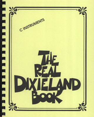 The Real Dixieland Book – C