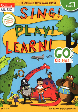 Sing! Play! Learn! with Go Kid Music – Key Stage 1