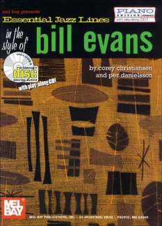 Corey Christiansen et al.: Essential Jazz Lines In The Style Of Bill Evans