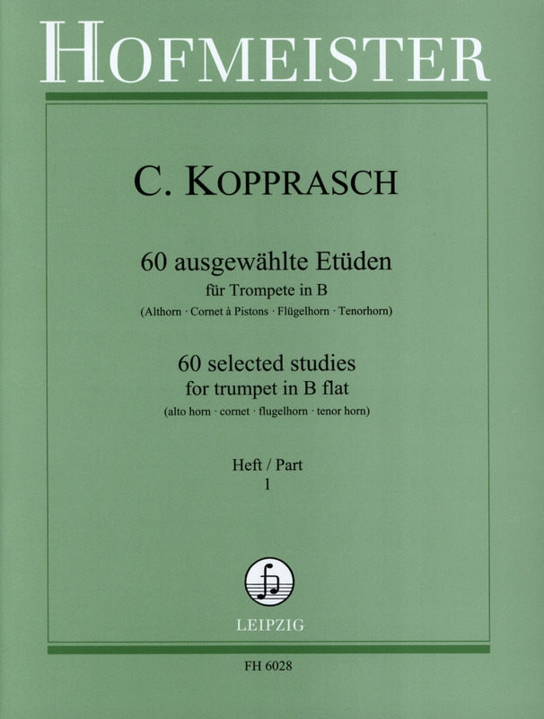 Georg Kopprasch: 60 selected studies 1