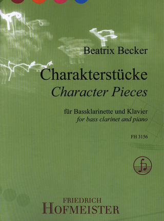 Beatrix Becker: Character Pieces