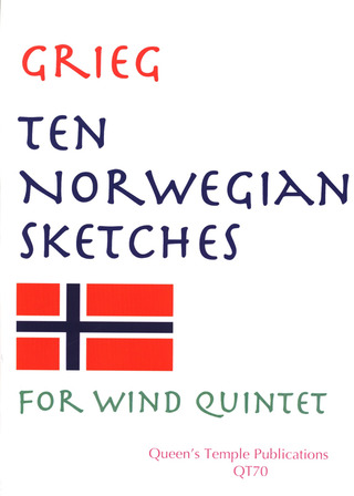 Edvard Grieg: 10 Norwegian Sketches