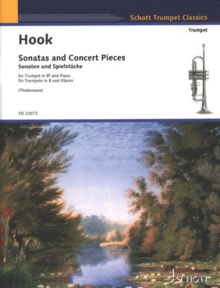 James Hook: Sonatas and Concert Pieces