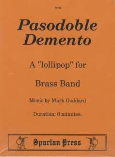 Mark Goddard: Pasodoble Demento