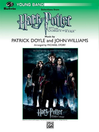 Doyle Patrick + Williams John: Harry Potter and the Goblet of Fire