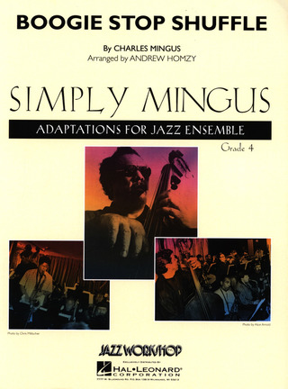Charles Mingus: Boogie Stop Shuffle