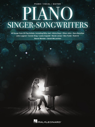 Piano Singer–Songwriters