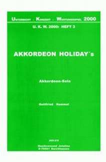 Gottfried Hummel: Akkordeon Holiday's