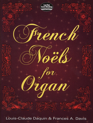 Jean-François Dandrieu et al.: French Noels for Organ