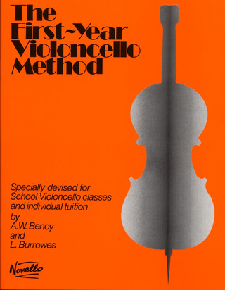 Benoy A. W. + Burrowes L.: Benoy First Year Cello Method