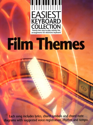 Easiest Keyboard Collection Film Themes MLC