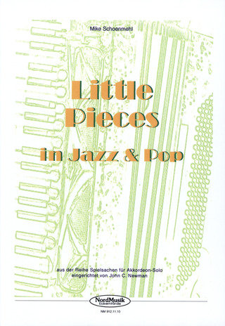 Mike Schoenmehl: Little Pieces In Jazz