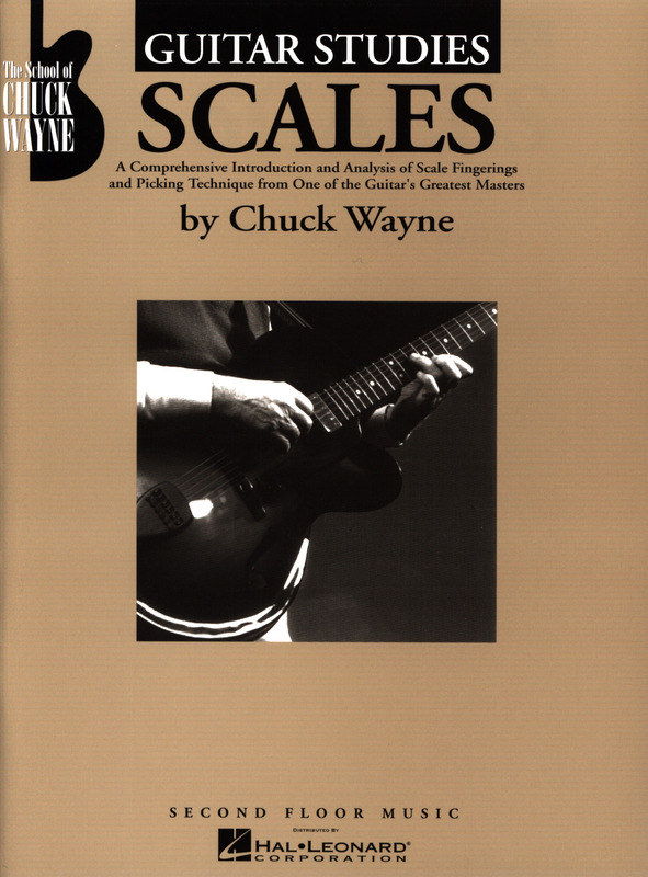 Chuck Wayne: Guitar Studies – Scales