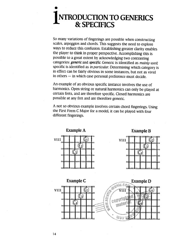 Chuck Wayne: Guitar Studies – Scales (2)
