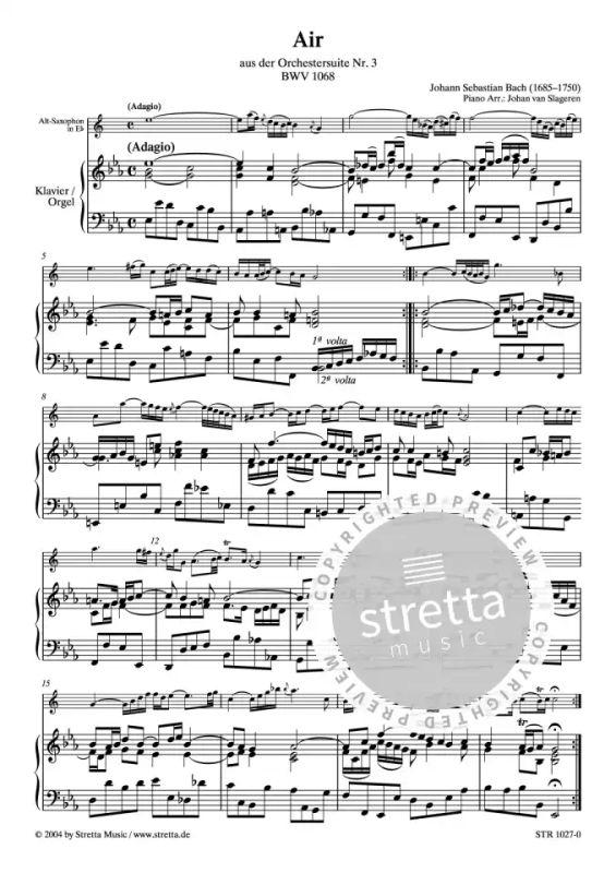 Air Bach Orgel