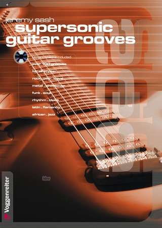 Jeremy Sash: Supersonic Guitar Grooves