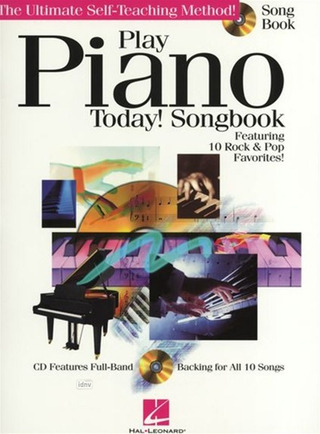 Play Piano Today! – Songbook