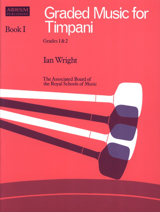 Ian Wright: Graded Music for Timpani I
