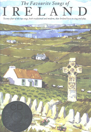 Favourite Songs Of Ireland Book/Cd