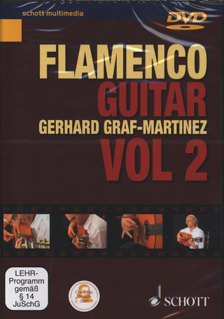 Gerhard Graf-Martinez: Flamenco Guitar vol. 2 DVD
