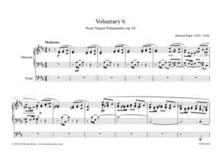 Edward Elgar: Voluntary 6