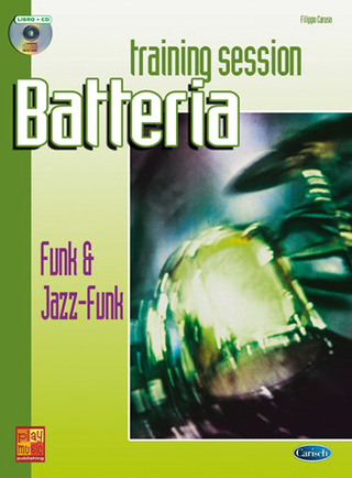 Filippo Caruso: Training session Batteria