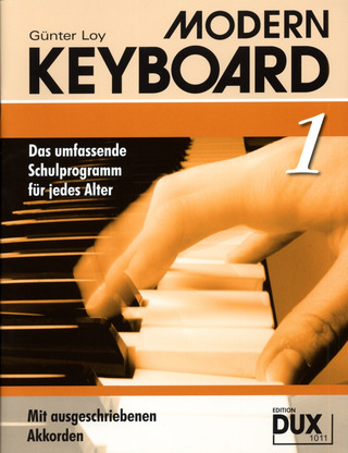 Günter Loy: Modern Keyboard 1
