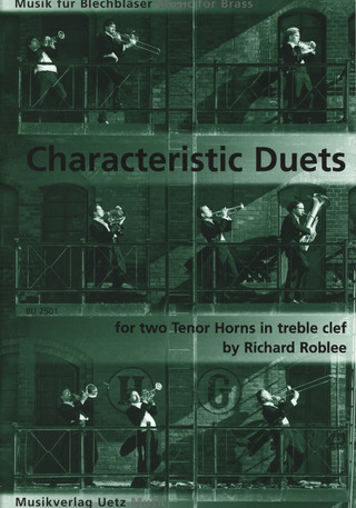 Richard Roblee: Characteristic Duets