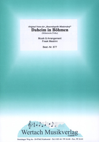 Mestrini Freek: Daheim In Boehmen