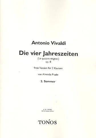 vier jahreszeiten - sommer (1989) von antonio vivaldi | im