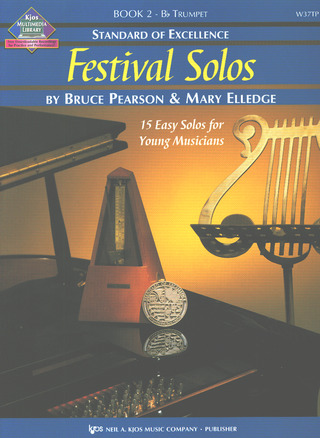 Mary Elledge et al.: Standard Of Excellence - Festival Solos 2