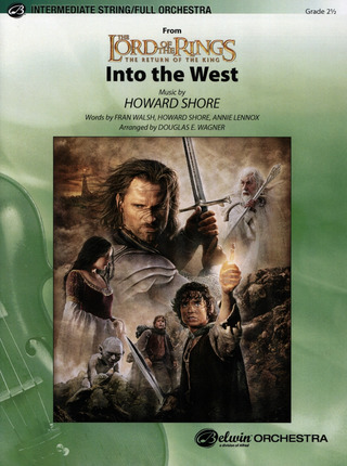 Howard Shore: Into The West (Lord Of The Rings - Return Of The King)