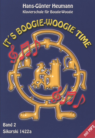Hans-Günter Heumann: It's Boogie-Woogie Time 2