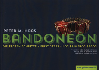 Peter Michael Haas: Bandoneon - First Steps