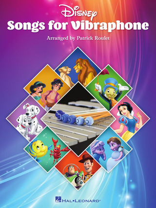 Disney Songs for Vibraphone