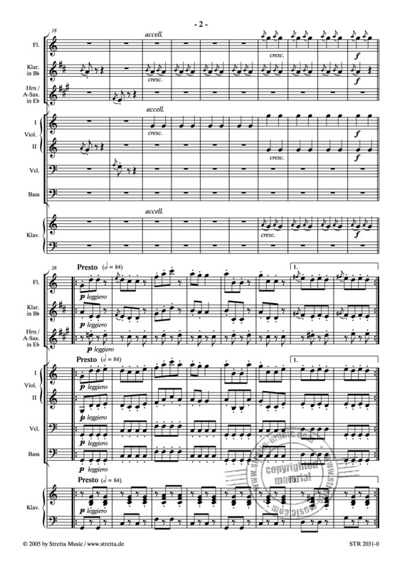 Jacques Offenbach: Cancan (1)